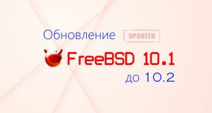 Freebsd update