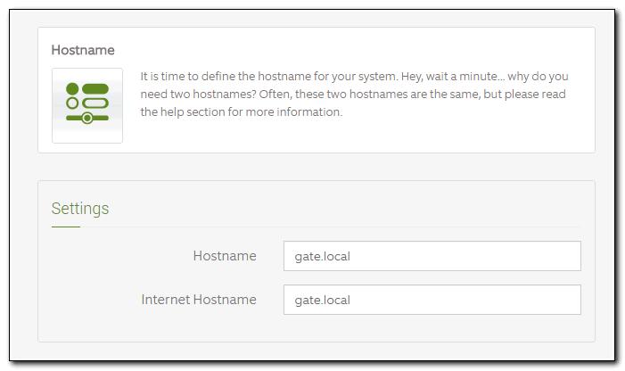 Имя сервера