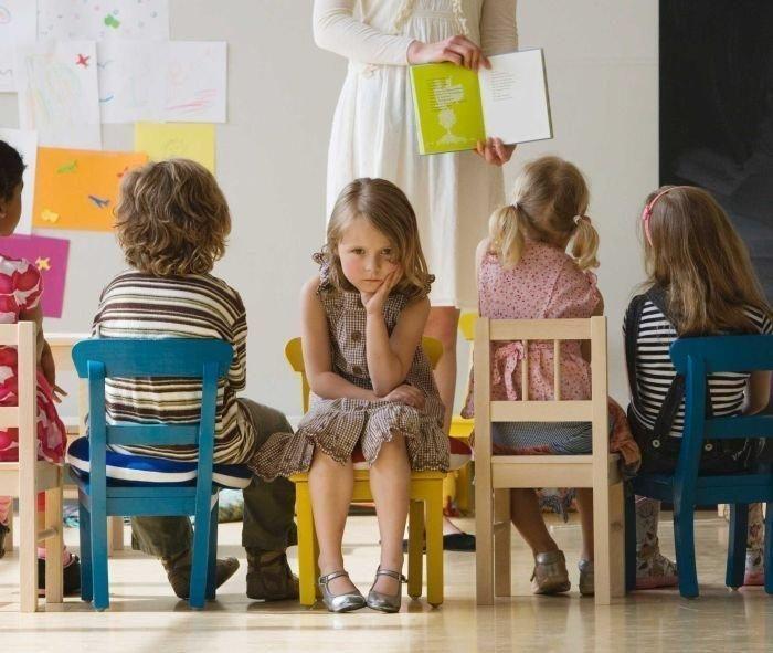 Нельзя ограничивать движение детей