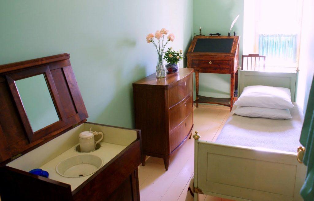 Комната Пушкина - Конторка для работы стоя