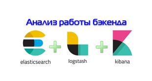 Анализ работы бэкенда с помощью elk stack