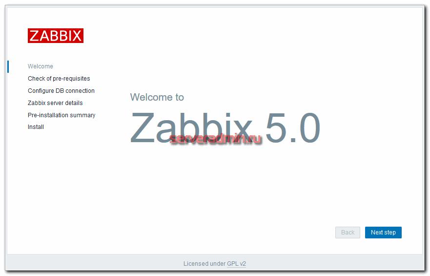 Zabbix Installer